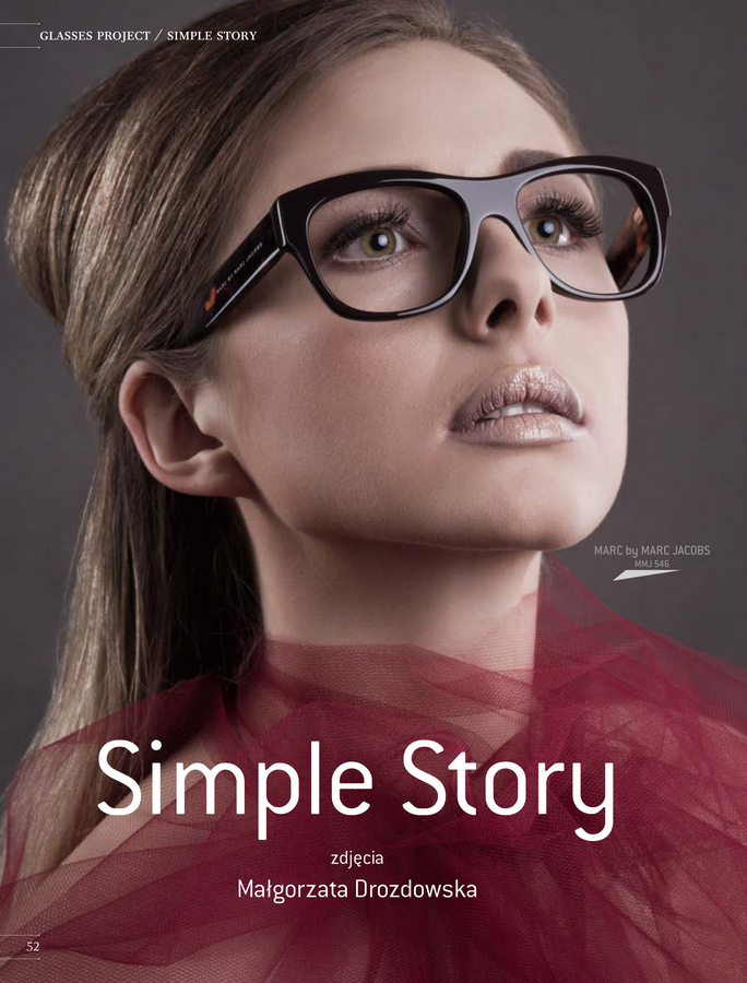 simple story glasses project